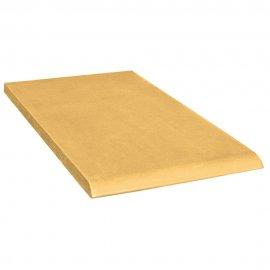 Klinkier SIMPLE SAND piaskowy parapet B mat 13,5x24,5 gat. I