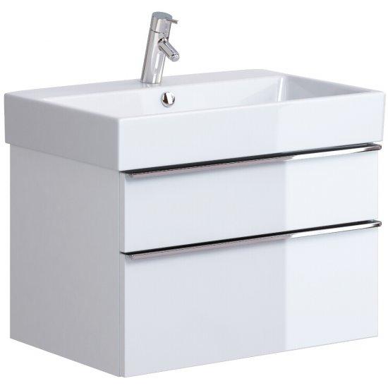 Szafka podumywalkowa METROPOLITAN 70 pod umywalkę METROPOLITAN 70 biała