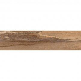Płytka hiszpańska CANOE brązowa mat 22x90