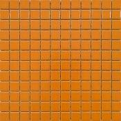 Mozaika COSTA pomarańczowa błyszcząca 30x30 gat. I