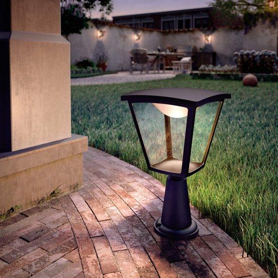 Lampa Ogrodowa Stojąca Cottage 1xled 154823016 Philips