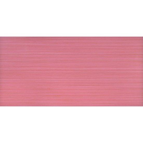 Płytka ścienna LINERO różowa błyszcząca 29x59,3 gat. II
