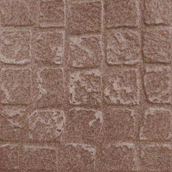 Gres szkliwiony LORETO brązowy mat 29,7x29,7 gat. I