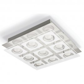 Lampa sufitowa 9x5W POLYGON, LED 39517/11/P1 Philips