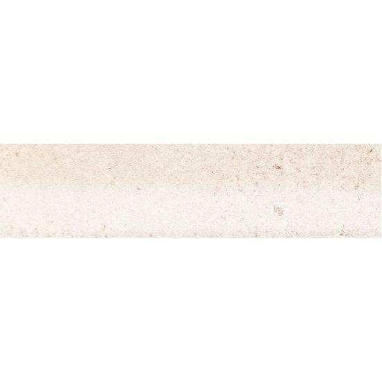 Płytka ścienna CLASO kremowa listwa plinth 4,7x30 gat. I