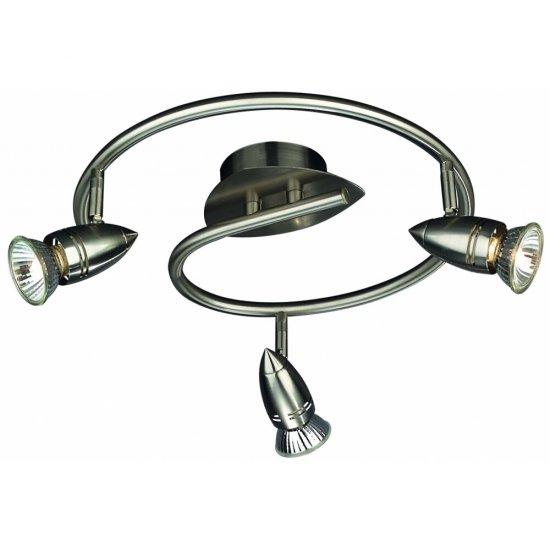 Lampa sufitowa 3x50 W, GU10 COMET 54949/17/10 Philips-Massive