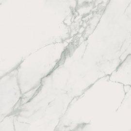 Gres szkliwiony CALACATTA MARBLE biały poler 59,8x59,8 gat. I