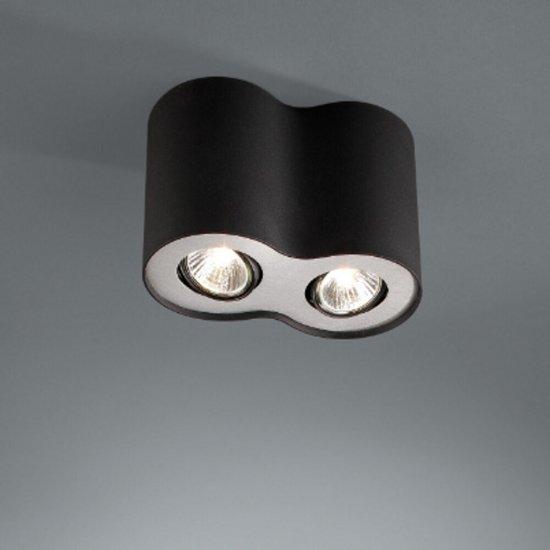 Lampa sufitowa 2x50 W, GU10 PILLAR 56332/30/PN Philips