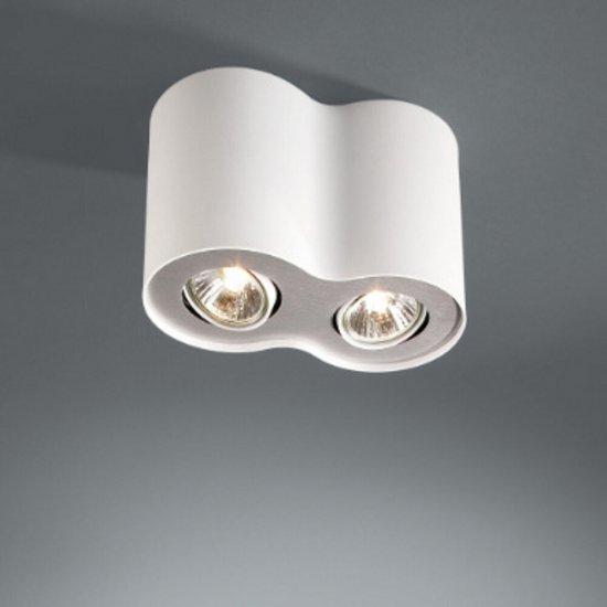 Lampa sufitowa 2x50 W, GU10 PILLAR 56332/31/PN Philips