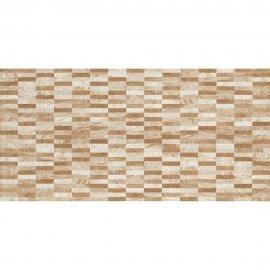 Płytka ścienna CREMEO kremowa inserto mozaika 29,7x60 gat. I