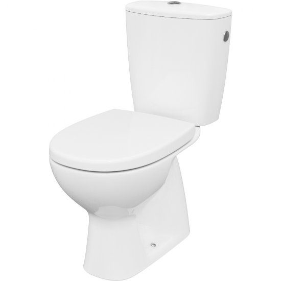 Kompakt WC 684 ARTECO CO 020 3/5 z deską duroplast