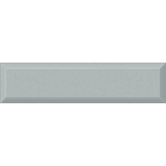 Płytka ścienna INGOT srebrna listwa 14,7x60 gat. I