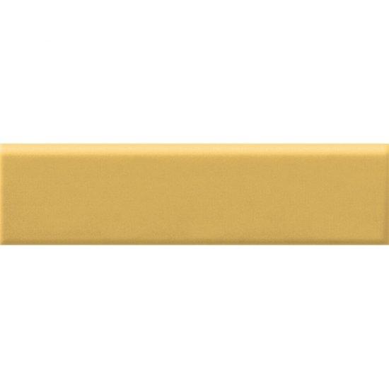 Klinkier SIMPLE SAND piaskowy cokół mat 8x30 gat. I