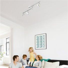 Lampa sufitowa 4x35 W, GU10 BALSA 56484/31/PN Philips