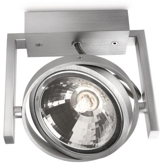 Lampa sufitowa 1x60 W, G9 FAST 53060/48/PN Philips