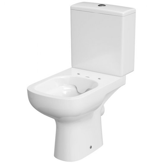 Kompakt WC 572 COLOUR NEW 010 3/5 bez deski