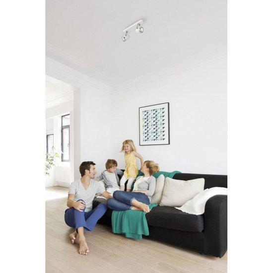 Lampa sufitowa 2x35 W, GU10 BALSA 56482/31/PN Philips