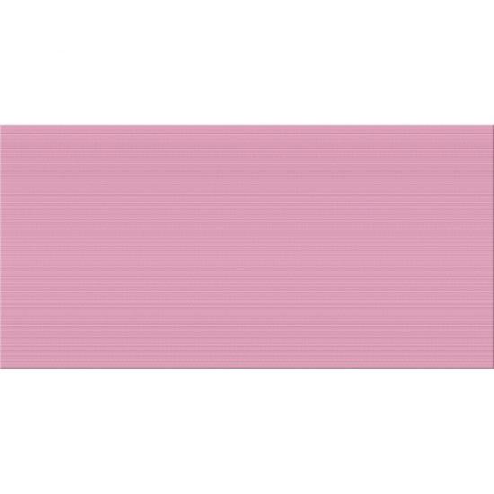 Płytka ścienna TENSA różowa błyszcząca 29,7x60 gat. I