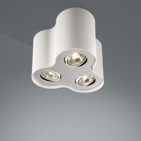 Lampa sufitowa 3x50 W, GU10 PILLAR 56333/31/PN Philips