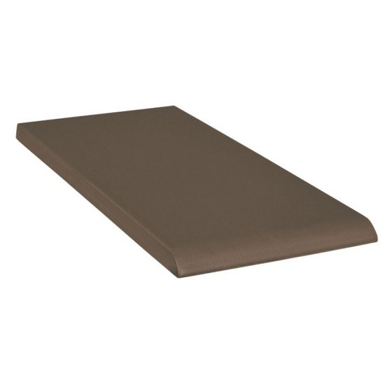 Klinkier SIMPLE BROWN brązowy parapet C mat 10x20 gat. II