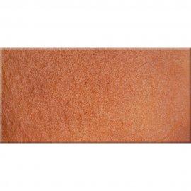 Klinkier SOLAR pomarańczowy podstopnica 3-D połysk 14,8x30 gat. I*