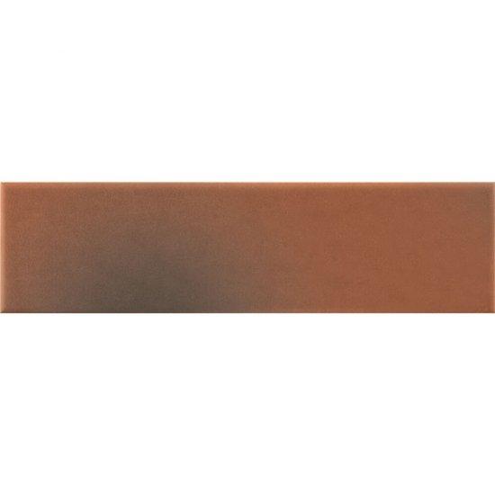 Klinkier SHADOW RED czerwony elewacyjny mat 6,5x24,5 gat. I
