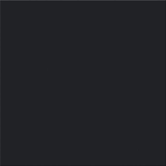 Gres szkliwiony OSCAR czarny mat 29,8x29,8 gat. I