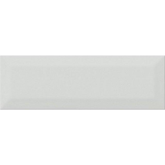 Płytka ścienna METRO STYLE szara błyszcząca 9,8x29,8 gat. II