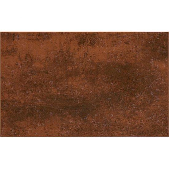 Płytka ścienna ELVANA brązowa błyszcząca 25x40 gat. I