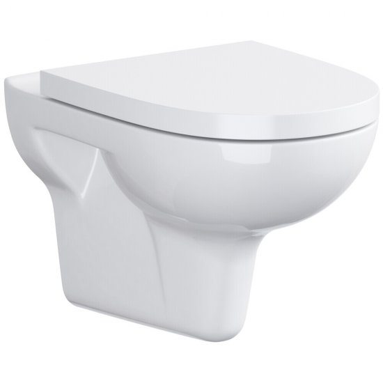 Miska WC podwieszana STREET FUSION