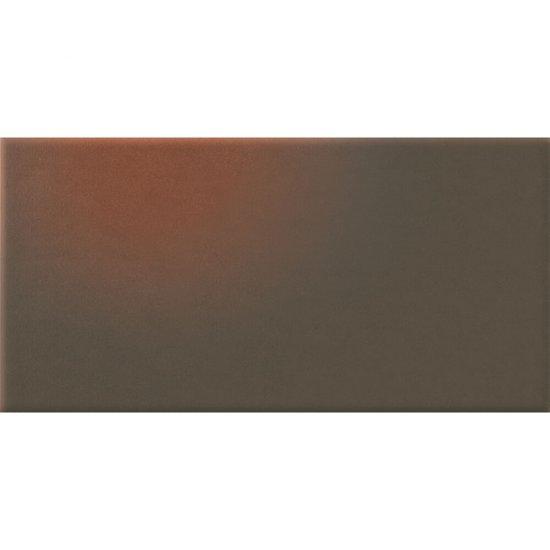 Klinkier SHADOW BROWN brązowy podstopnica mat 14,8x30 gat. I