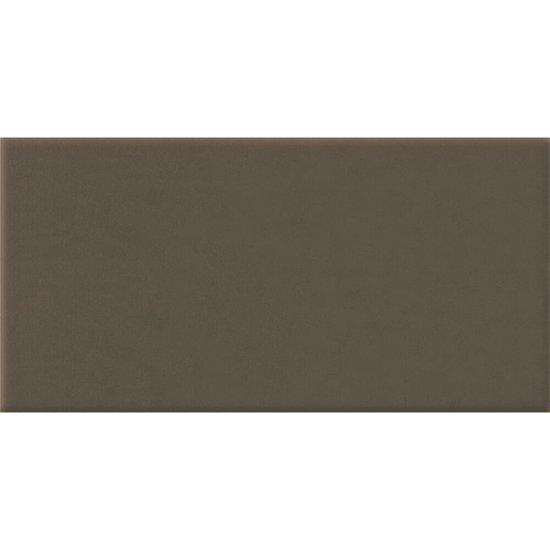 Klinkier SIMPLE BROWN brązowy podstopnica mat 14,8x30 gat. I