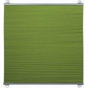 Roleta dachowa Thermo Lux Plisa HCB-7-kolor zielony (blackout) 44cm Vidella