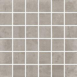 Gres szkliwiony FARGO szary mozaika mat 29,7x29,7 gat. I