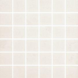 Gres szkliwiony FARGO biały mozaika mat 29,7x29,7 gat. I
