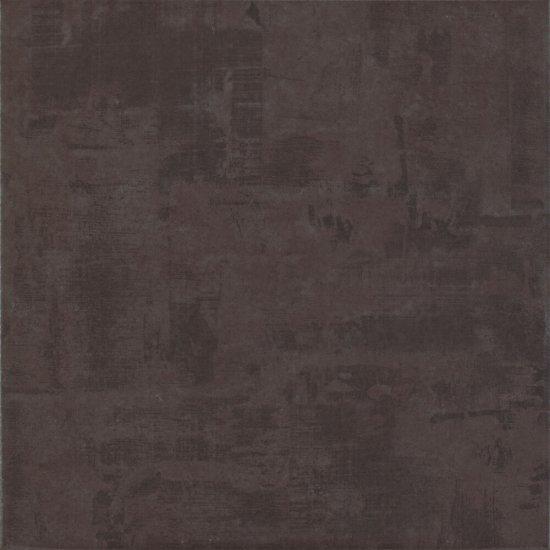 Gres szkliwiony FARGO brązowy mat 32,6x32,6 gat. I