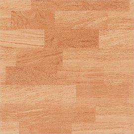 Płytka podłogowa DIEGO brązowa błyszcząca 33,3x33,3 gat. I