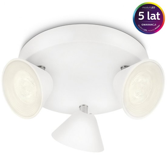 Lampa sufitowa TWEED 3xLED 53289/31/16 Philips