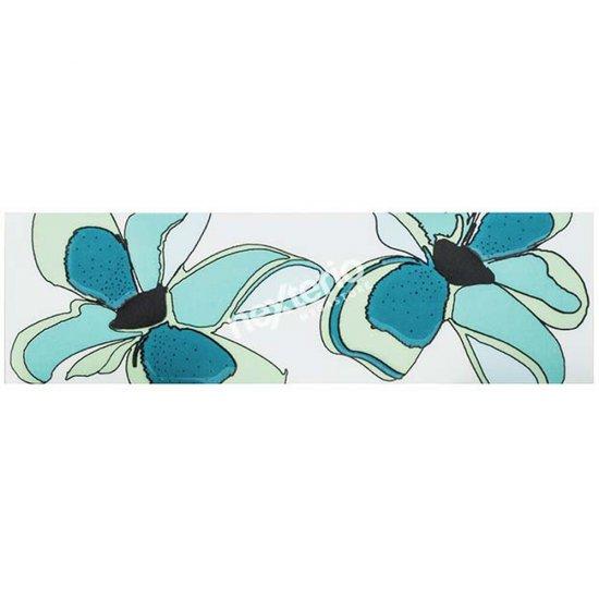 Płytka ścienna L-Arco niebieskie 1 listwa 7,4x25 Domino