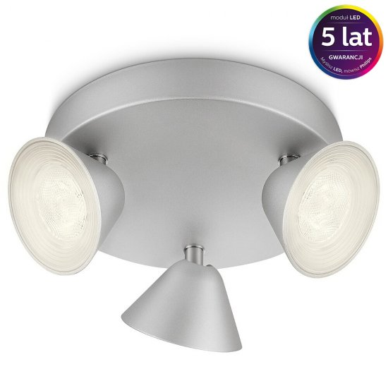 Lampa sufitowa TWEED 3xLED 53289/48/16 Philips