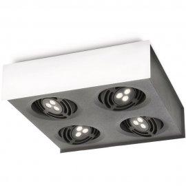 Lampa sufitowa RADAR 4xLED 57986/31/16 Philips