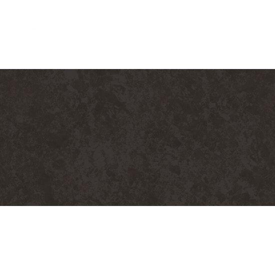 Gres szkliwiony EQUINOX czarny mat 44,4x89 gat. I