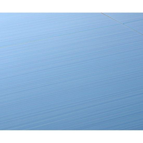 Płytka podłogowa EUFORIA niebieska mat 33,3x33,3 gat. I