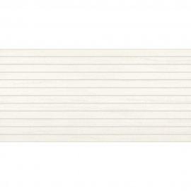 Płytka ścienna INFINITA kremowa mozaika paski mat 29x59,3 gat. I