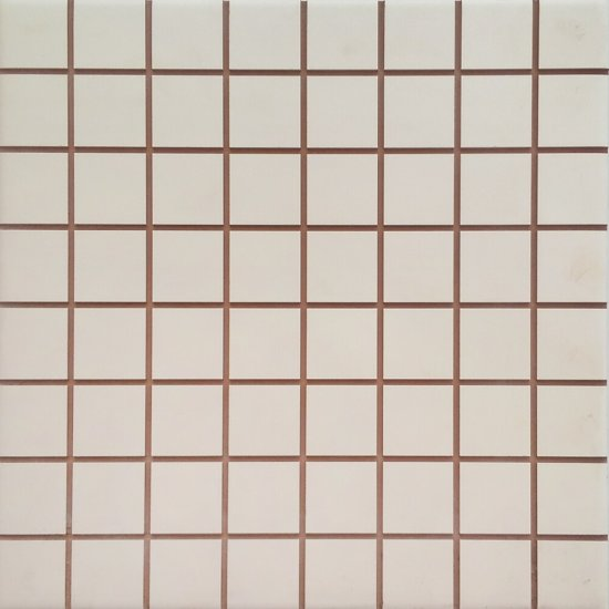 Płytka ścienna INWENCJA kremowa mozaika i3 mat 20x20 gat. I