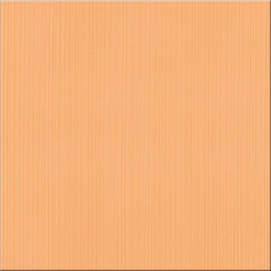 Płytka podłogowa LORENA pomarańczowa błyszcząca 33,3x33,3 gat. I