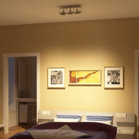 Lampa sufitowa FAST 3xG9 53063/48/16 Philips