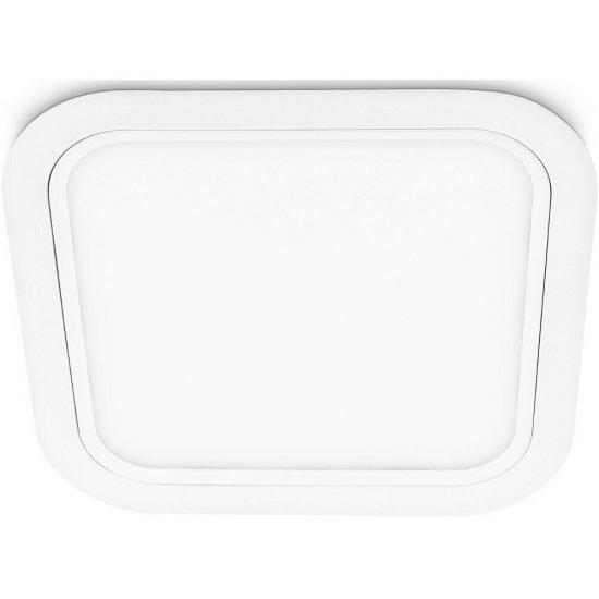 Oprawa punktowa sufitowa 1x20W SHARATAN, LED biała 80090/31/16 Philips