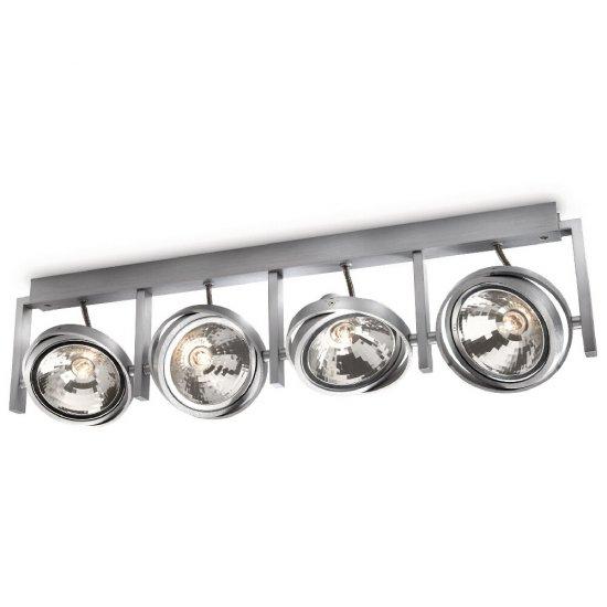 Lampa sufitowa FAST 4xG9 53064/48/16 Philips