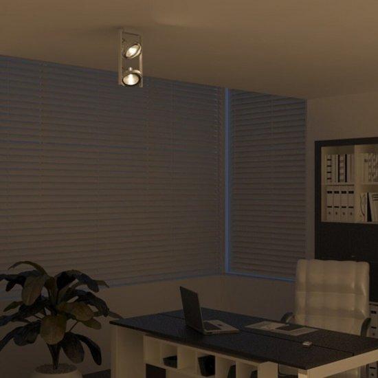 Lampa sufitowa FAST 2xG9 53062/48/16 Philips